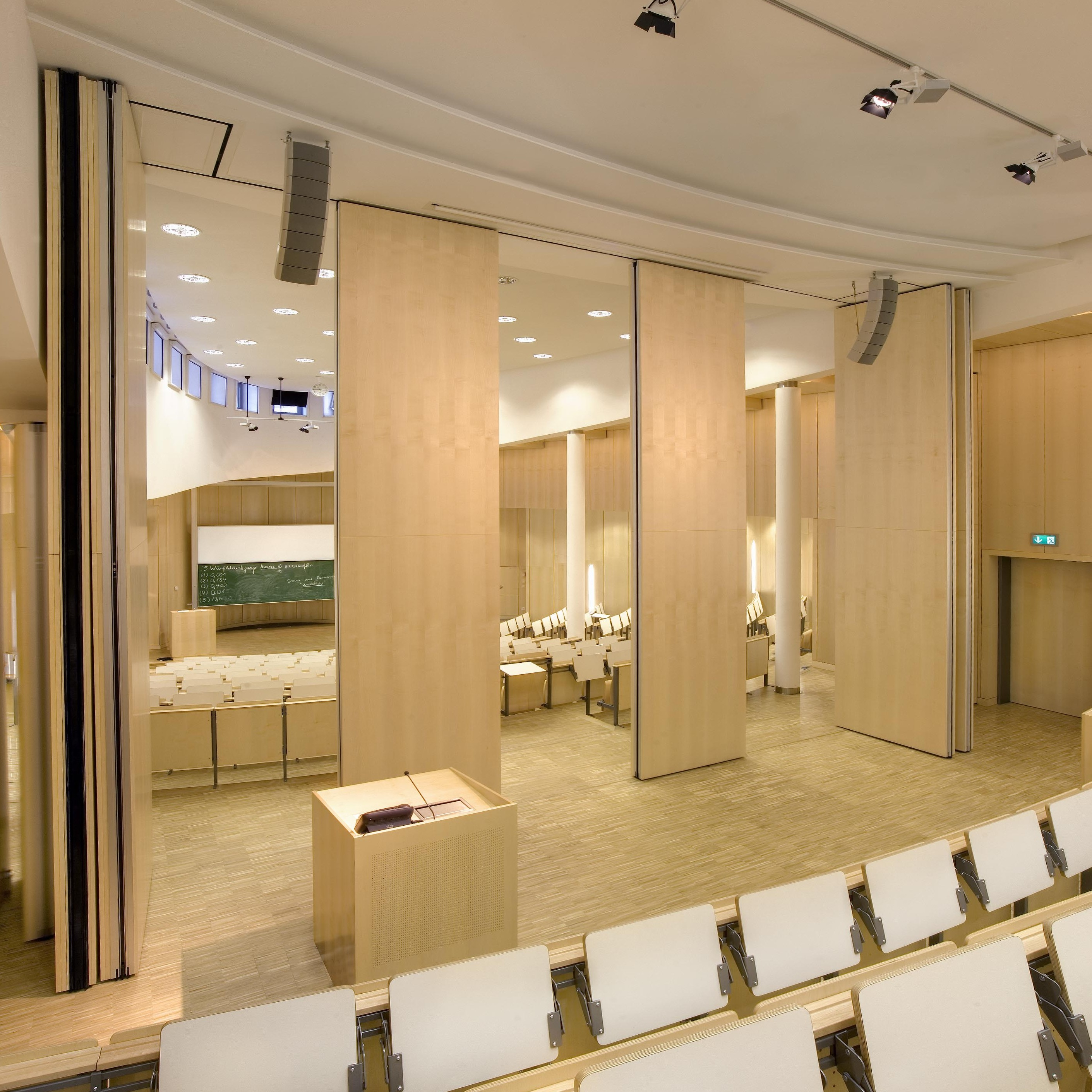 Acoustic Partition Wall Nusing Premium 100